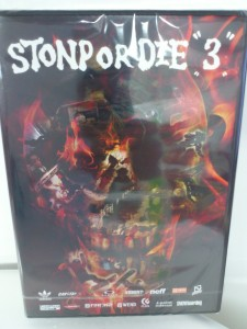 スノーボードDVD「STONP OR DIE 3」、DRAKE&NORTHWAVE第二弾入荷しました!!