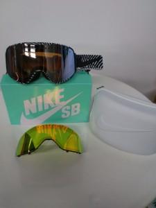 nike snowboarding halldor
