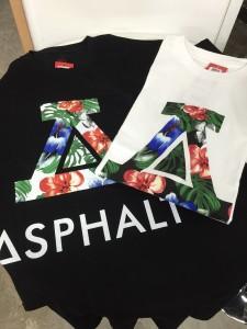 ASPHALT YACHT CLUB、PRIMITIVE 2015SPRING入荷しました!!