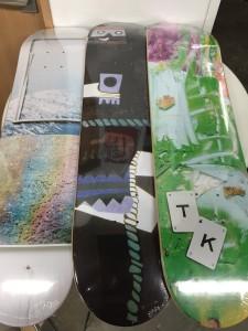 スケートボードアイテム ISLE、BONESウィール入荷しました!!