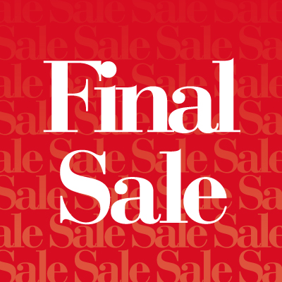 2019 WINTER FINAL SALE開催します!!