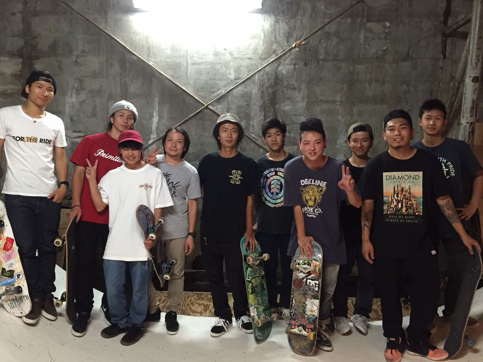 Skater's Night Vol.3めっちゃ盛り上がりました!!
