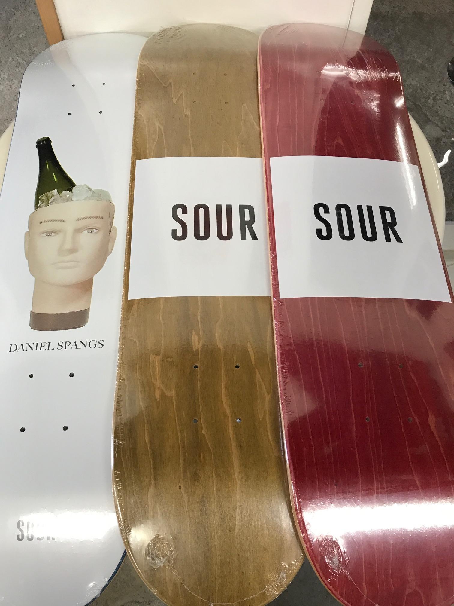 スケートアイテム SOUR SOLUTION入荷しました!!