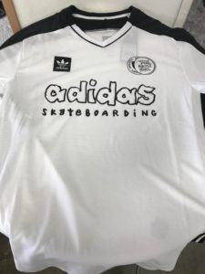 ADIDAS Skateboarding WORLD CUP JERSEY(限定商品)入荷しました!!