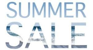 期間限定!!2019 SUMMER SALE開始します!!