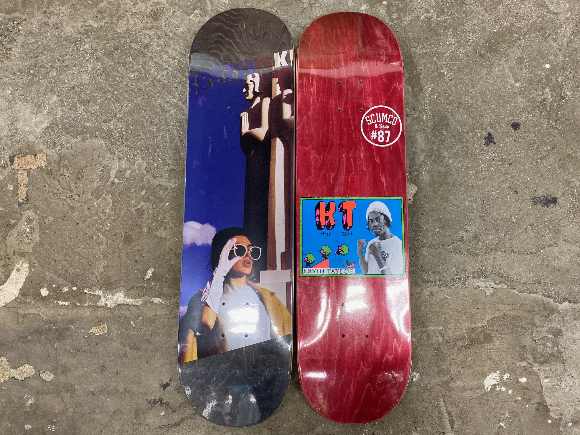 スケートアイテム V/SUAL、SCUMCO&SONS、Waywardウィール 入荷しました!!