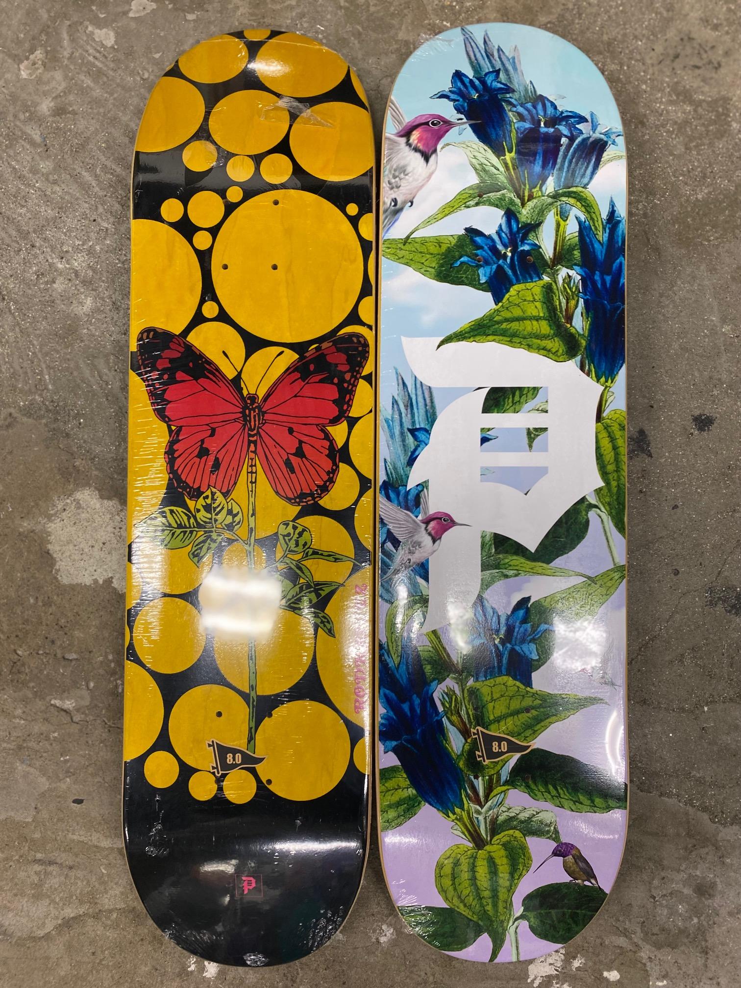 スケートアイテム PRIMITIVE skateboards 入荷しました!!